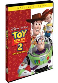 Toy Story 2.: Příběh hraček S.E. DVD