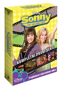 Sonny ve velkém světě 3DVD