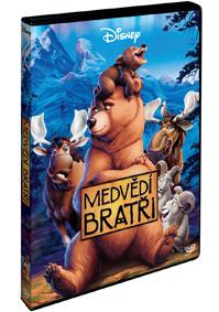 Medvědí bratři DVD