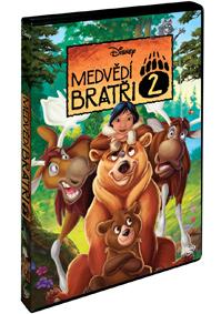 Medvědí bratři 2. DVD