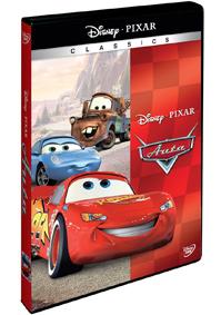 Auta DVD