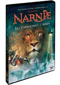 Letopisy Narnie: Lev, čarodějnice a skříň DVD