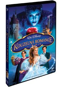 Kouzelná romance DVD