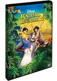Kniha džunglí 2 DVD