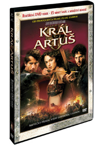 Král Artuš DVD