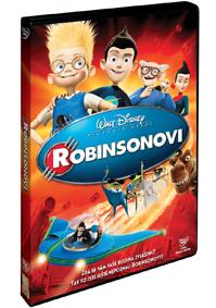 Robinsonovi DVD