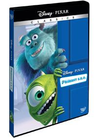 Příšerky s.r.o. DVD