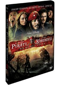 Piráti z Karibiku 3: Na konci světa DVD