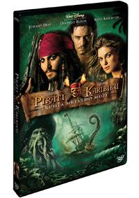 Piráti z Karibiku 2: Truhla mrtvého muže DVD