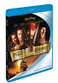 Piráti z Karibiku: Prokletí Černé perly Blu-ray