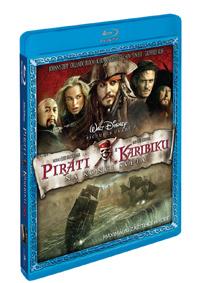 Piráti z Karibiku 3: Na konci světa Blu-ray