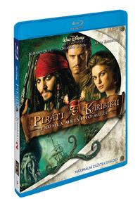 Piráti z Karibiku 2: Truhla mrtvého muže Blu-ray