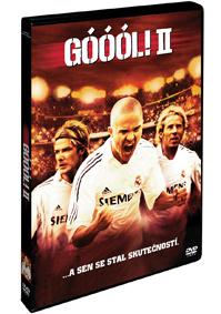 Góóól! 2. DVD