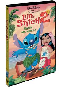 Lilo a Stitch 2: Stitch má mouchy DVD