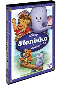 Medvídek Pú: Slonisko a Medvídek Pú DVD