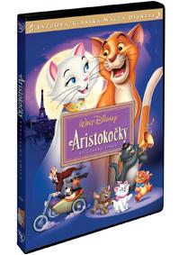 Aristokočky S.E. DVD