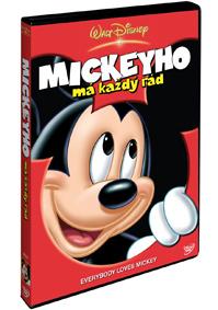 Mickeyho má každý rád DVD