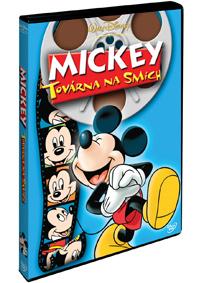 Mickey: Továrna na smích DVD