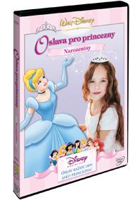 Oslava pro princezny: Narozeniny DVD