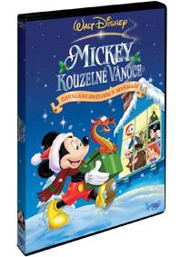 Mickeyho kouzelné Vánoce DVD