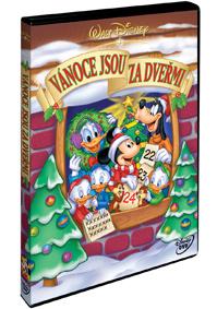 Vánoce jsou za dveřmi DVD
