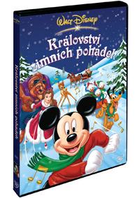Království zimních pohádek DVD