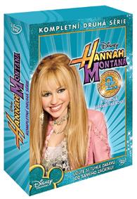 Hannah Montana (2.řada) 5DVD