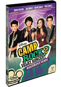 Camp Rock 2: Velký koncert DVD
