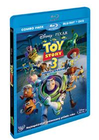 Toy Story 3: Příběh hraček Blu-ray+DVD (Combo Pack)