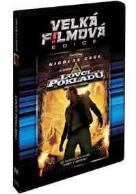 Lovci pokladů - Velká filmová edice DVD