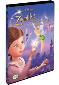 Zvonilka a velká záchranná výprava DVD