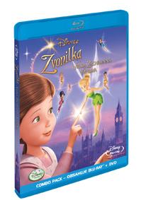 Zvonilka a velká záchranná výprava Blu-ray+DVD (Combo Pack)