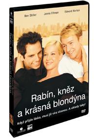 Rabín,kněz a krásná blondýna DVD