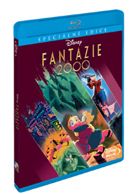 Fantazie 2000 S.E. Blu-ray