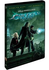 Čarodějův učeň DVD