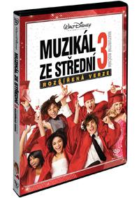 Muzikál ze střední 3. : Maturitní ročník - rozšířená verze DVD