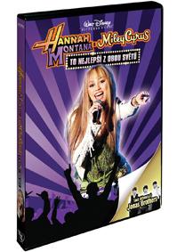 Hannah Montana / Miley Cyrus: To nejlepší z obou světů DVD