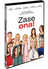 Zase ona! DVD