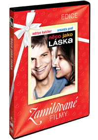Něco jako láska - Edice zamilované filmy DVD