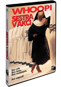 Sestra v akci DVD