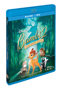 Bambi 2. S.E. Blu-ray+DVD (Combo Pack)
