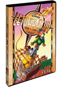 Letohrátky 1. série - disk 4. DVD
