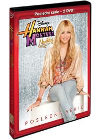 Hannah Montana 4.série 2DVD