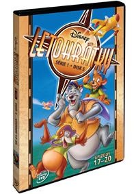 Letohrátky 1. série - disk 5. DVD