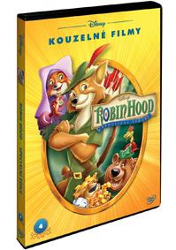 Robin Hood S.E. - Disney Kouzelné filmy č.4 DVD