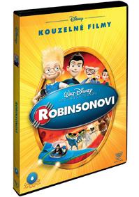 Robinsonovi - Disney Kouzelné filmy č.6 DVD
