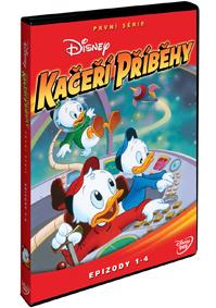 Kačeří příběhy 1.série - disk 1. DVD