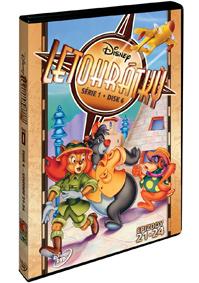 Letohrátky 1. série - disk 6. DVD