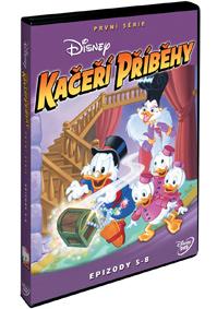 Kačeří příběhy 1.série - disk 2. DVD
