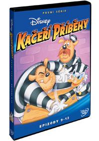 Kačeří příběhy 1.série - disk 3. DVD